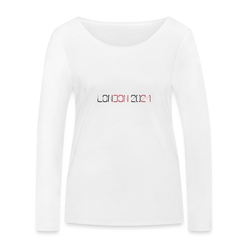 LONDON 2021 - Camiseta de manga larga ecológica mujer de Stanley & Stella