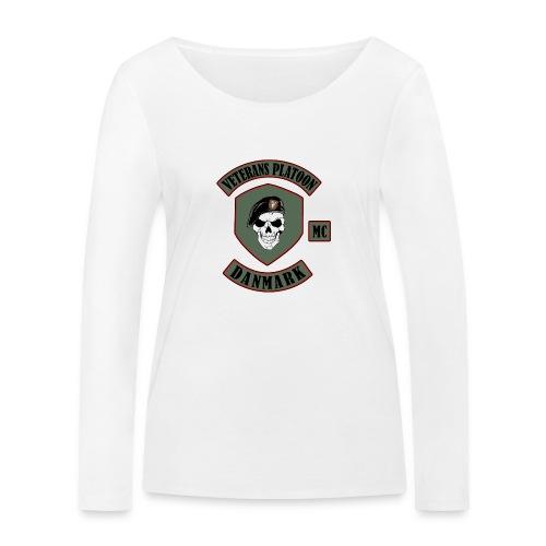 Veterans Platoon - Økologisk Stanley & Stella langærmet T-shirt til damer
