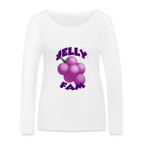 JellySquad - Økologisk Stanley & Stella langærmet T-shirt til damer