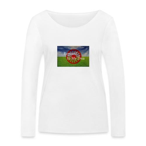 flagromaniinmydna - Ekologisk långärmad T-shirt dam från Stanley & Stella