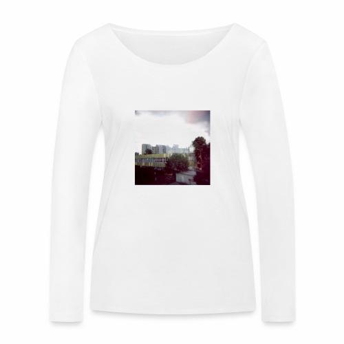 Original Artist design * Blocks - Women's Organic Longsleeve Shirt by Stanley & Stella