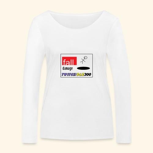 fall2 - Women's Organic Longsleeve Shirt by Stanley & Stella