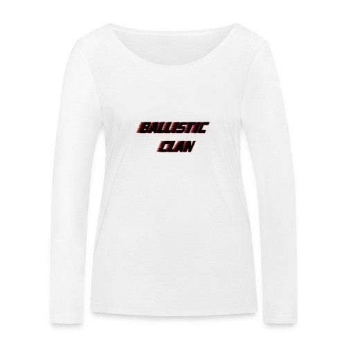 BallisticClan - Vrouwen bio shirt met lange mouwen van Stanley & Stella