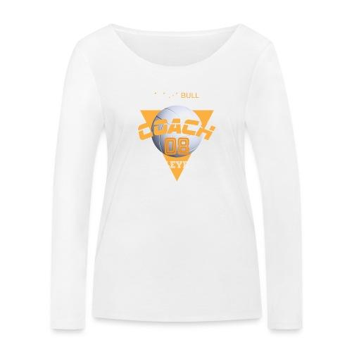 bulgebull volleyball - Women's Organic Longsleeve Shirt by Stanley & Stella
