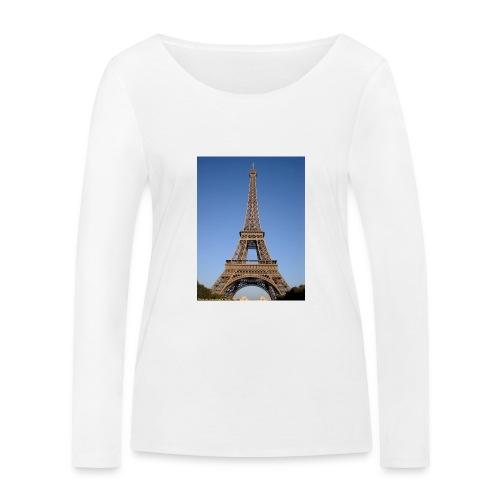 paris - T-shirt manches longues bio Stanley & Stella Femme