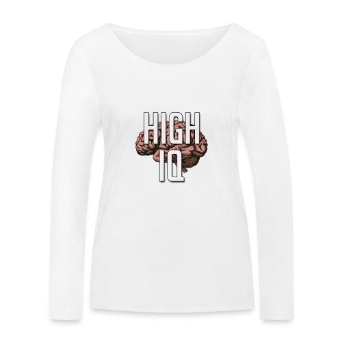 XpHighIQ - T-shirt manches longues bio Stanley & Stella Femme