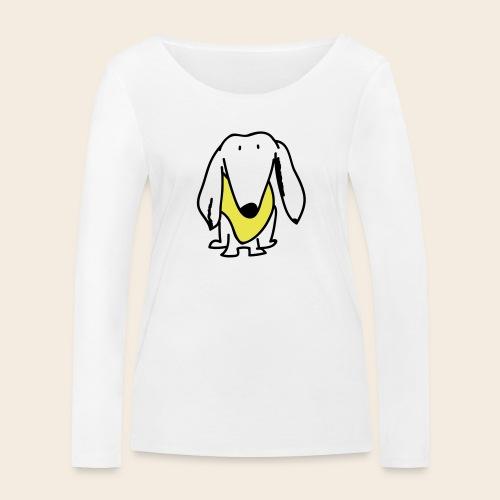 Petit mais courageux - T-shirt manches longues bio Stanley & Stella Femme