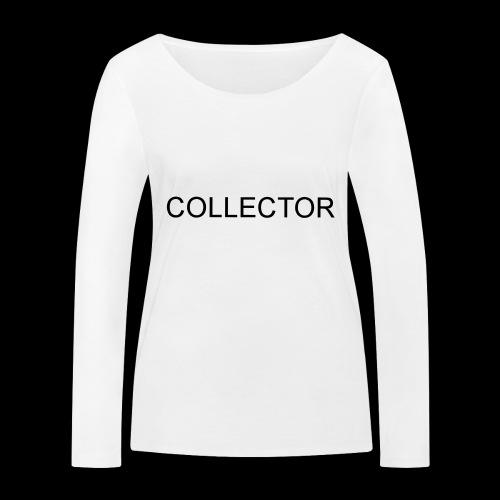COLLECTOR - Vrouwen bio shirt met lange mouwen van Stanley & Stella