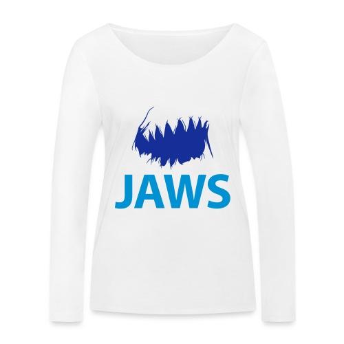 Jaws Dangerous T-Shirt - Women's Organic Longsleeve Shirt by Stanley & Stella