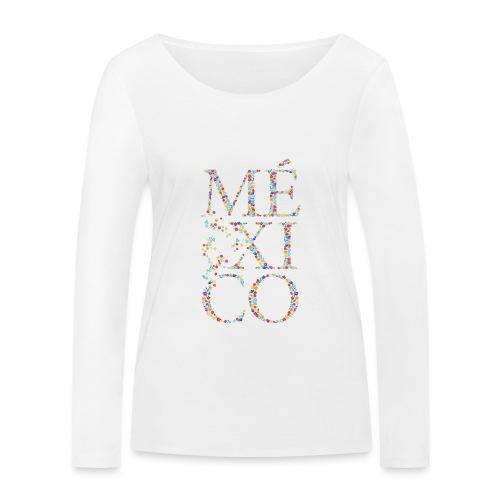 México - Frauen Bio-Langarmshirt von Stanley & Stella