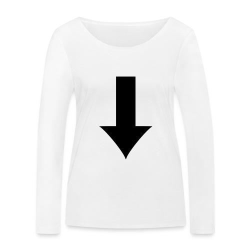 Arrow - Ekologisk långärmad T-shirt dam från Stanley & Stella