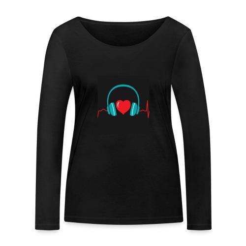 Victoria Sowinska - Women's Organic Longsleeve Shirt by Stanley & Stella