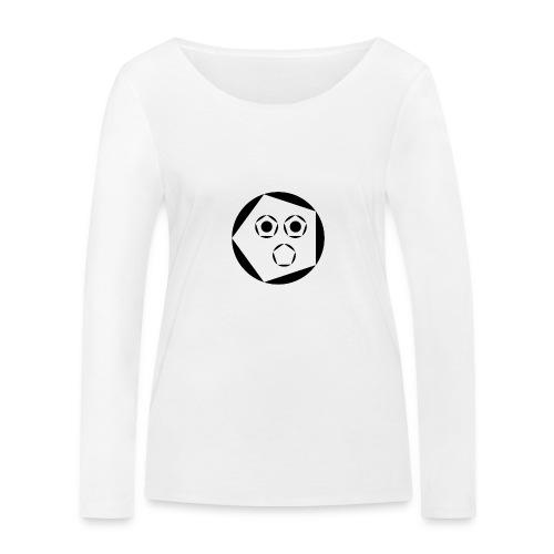 Jack 'Aapje' signatuur - Vrouwen bio shirt met lange mouwen van Stanley & Stella