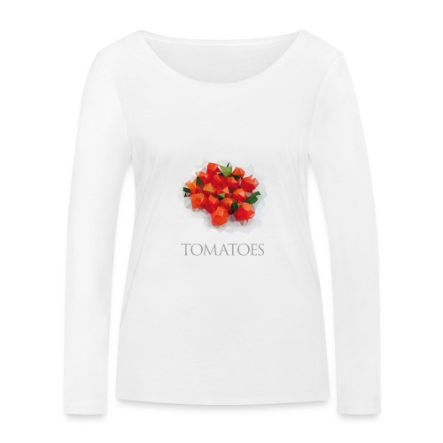 Tomatoes - T-shirt manches longues bio Stanley & Stella Femme