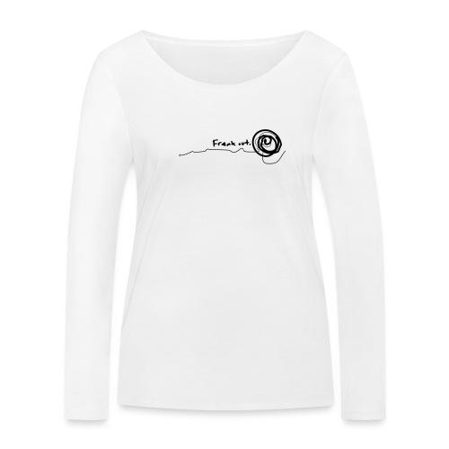 Freak out | Design von FUNI SMART ART - Frauen Bio-Langarmshirt von Stanley & Stella