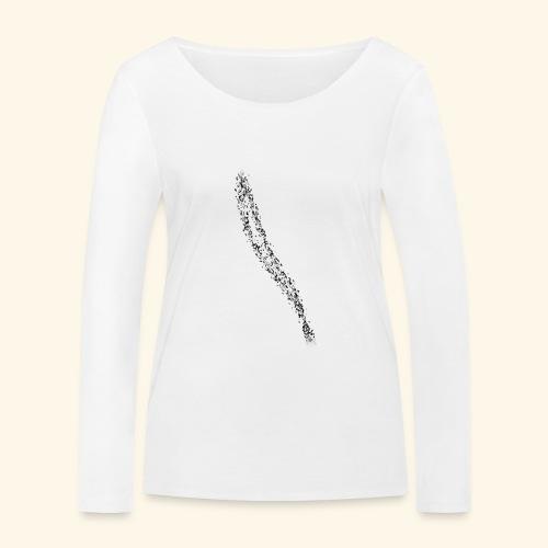 Muster_18 - Frauen Bio-Langarmshirt von Stanley & Stella
