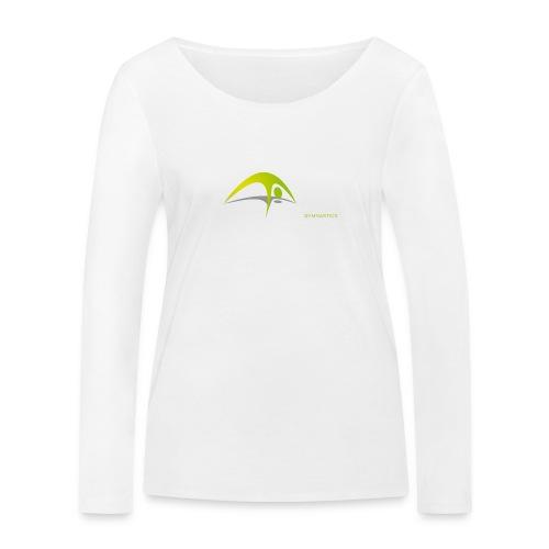 NFF Gymnastics - Frauen Bio-Langarmshirt von Stanley & Stella