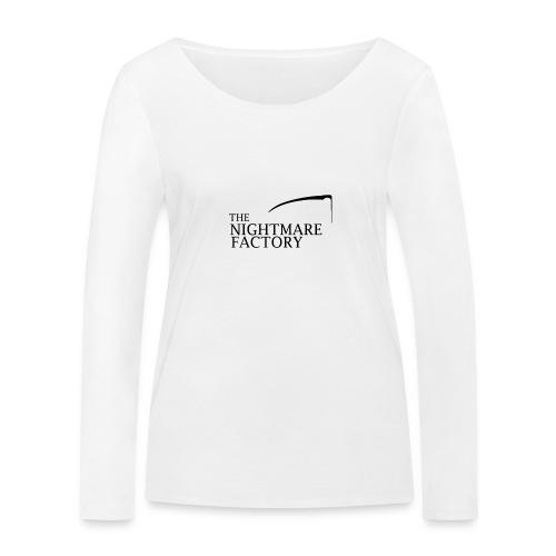 nightmare factory Nero png - Women's Organic Longsleeve Shirt by Stanley & Stella