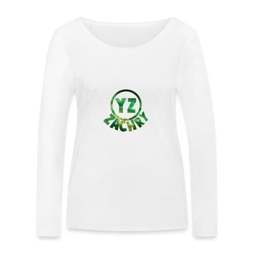 YZ-Knuffelbeertjhee - Vrouwen bio shirt met lange mouwen van Stanley & Stella