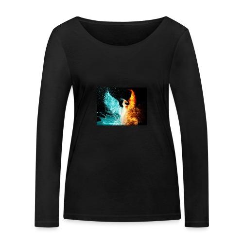 Elemental phoenix - Women's Organic Longsleeve Shirt by Stanley & Stella