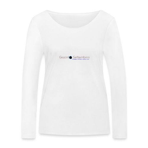 Giacinto Settembrini Web & Social - Maglietta a manica lunga ecologica da donna di Stanley & Stella