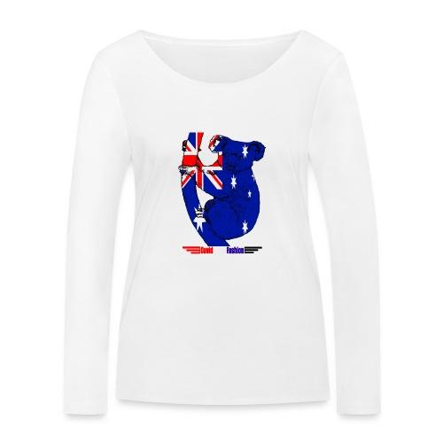 Australia Koala - T-shirt manches longues bio Stanley & Stella Femme