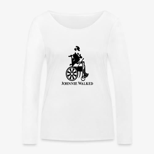 Voor rolstoel gebruikers die van Whisky houden - Vrouwen bio shirt met lange mouwen van Stanley & Stella