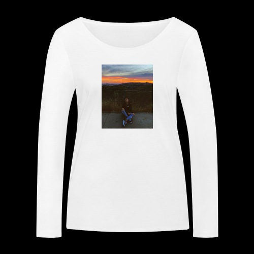 Dawid Kwiatkowski - Ekologiczna koszulka damska z długim rękawem Stanley & Stella