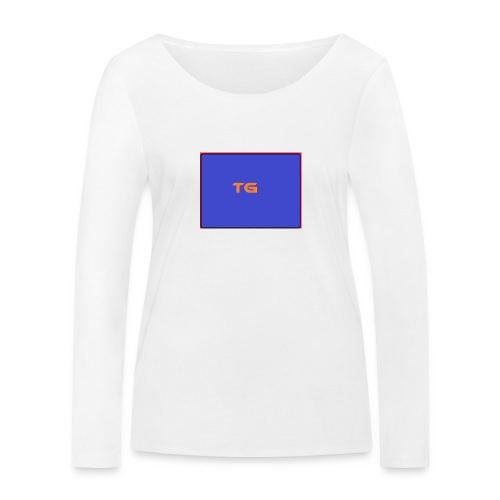 tg shirt special - Vrouwen bio shirt met lange mouwen van Stanley & Stella
