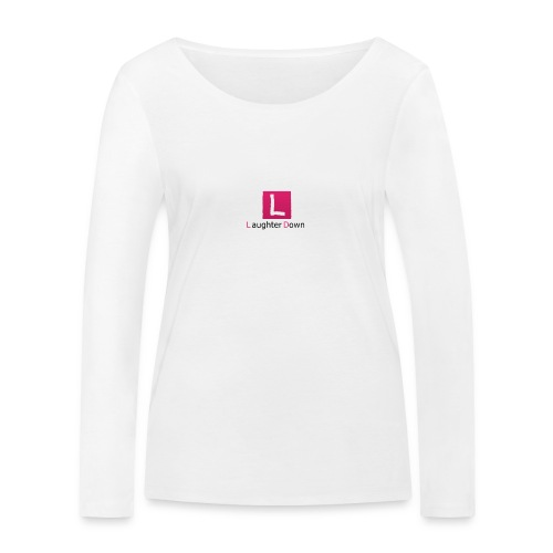 laughterdown official - Women's Organic Longsleeve Shirt by Stanley & Stella
