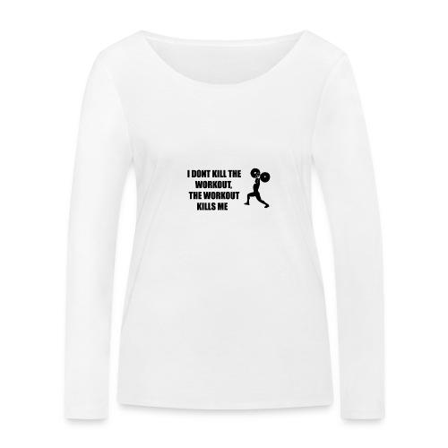 oioi - Women's Organic Longsleeve Shirt by Stanley & Stella