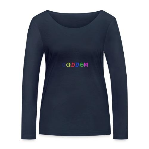 Gaddem - T-shirt manches longues bio Stanley & Stella Femme