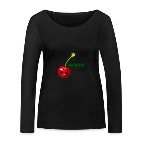 ceraza explosiva - Camiseta de manga larga ecológica mujer de Stanley & Stella