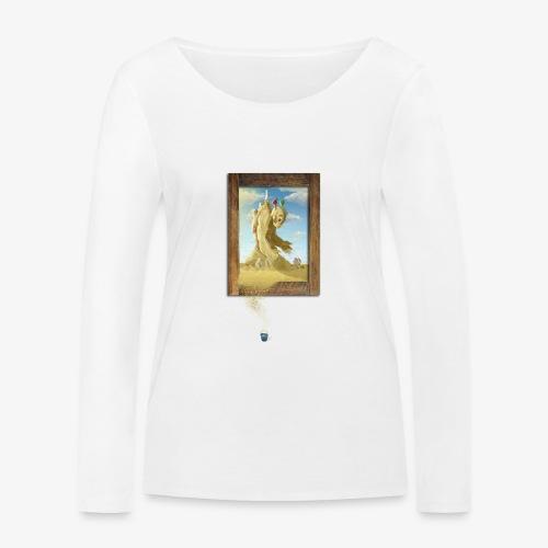 Sand - Camiseta de manga larga ecológica mujer de Stanley & Stella