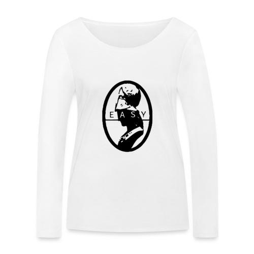 ATENA - Maglietta a manica lunga ecologica da donna di Stanley & Stella