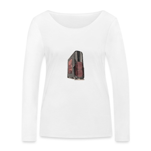 ULTIMATE GAMING PC DESIGN - Women's Organic Longsleeve Shirt by Stanley & Stella