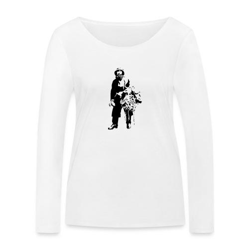 feskarn - Økologisk langermet T-skjorte for kvinner fra Stanley & Stella