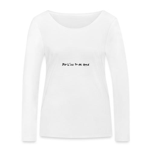 DieL - Økologisk Stanley & Stella langærmet T-shirt til damer