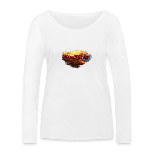 Pixelbmshop123123 - Ekologisk långärmad T-shirt dam från Stanley & Stella