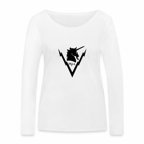 Brand RLL Black - Maglietta a manica lunga ecologica da donna di Stanley & Stella
