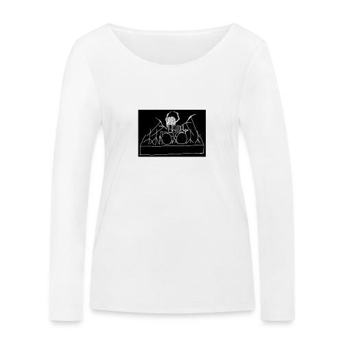 Drummer - Women's Organic Longsleeve Shirt by Stanley & Stella