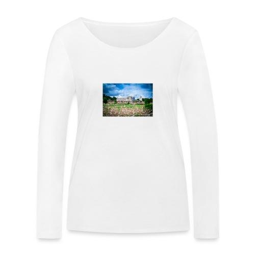 Barbara Mapelli - Castello di Chenonceau, Francia - Maglietta a manica lunga ecologica da donna di Stanley & Stella