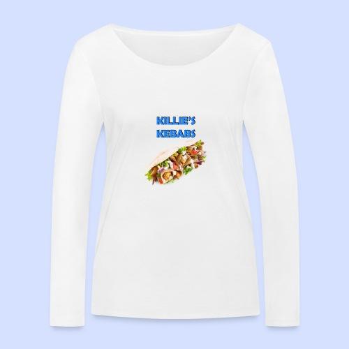 KillieKebab - Women's Organic Longsleeve Shirt by Stanley & Stella