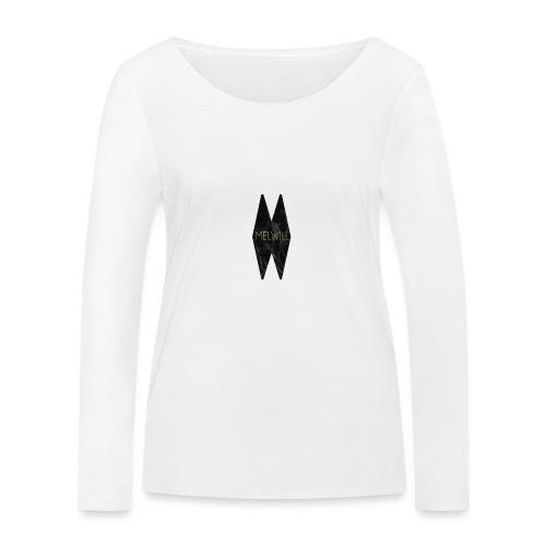 MELWILL black - Women's Organic Longsleeve Shirt by Stanley & Stella