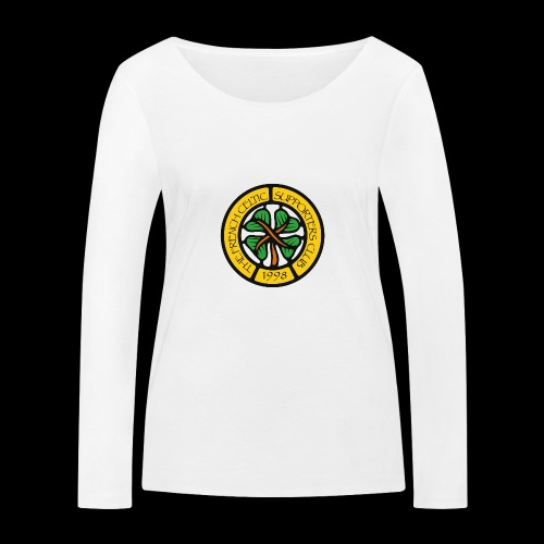 French CSC logo - T-shirt manches longues bio Stanley & Stella Femme