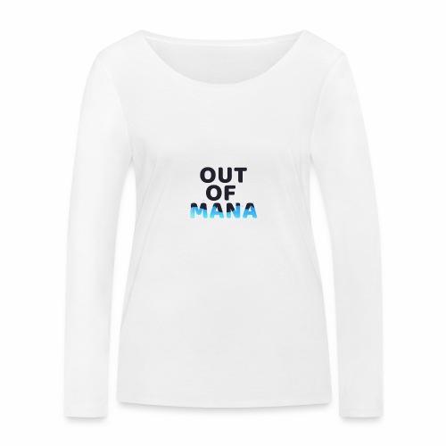 OutOfMana - T-shirt manches longues bio Stanley & Stella Femme