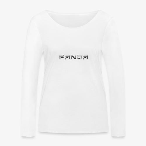 PANDA 1ST APPAREL - Women's Organic Longsleeve Shirt by Stanley & Stella