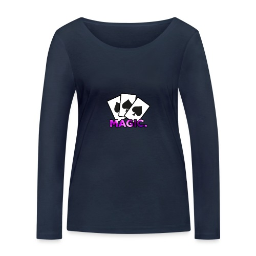 Magic! - Women's Organic Longsleeve Shirt by Stanley & Stella