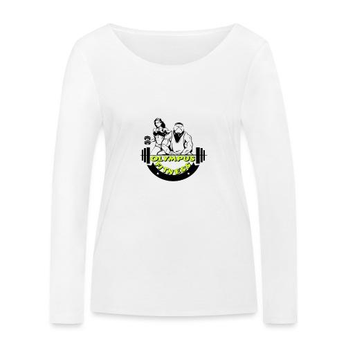 iPiccy Design - Maglietta a manica lunga ecologica da donna di Stanley & Stella