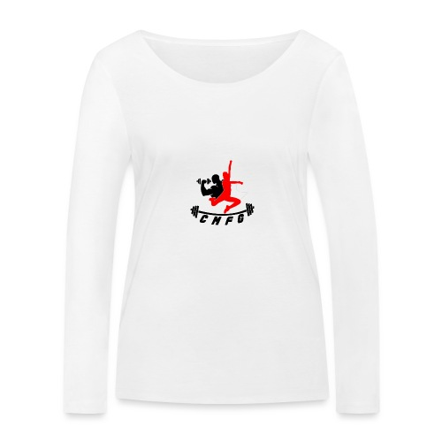 fini total - T-shirt manches longues bio Stanley & Stella Femme
